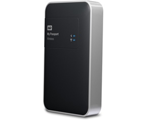 WD My Passport Wireless 1TB Zwart