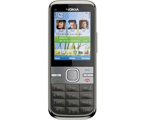 Nokia C5-00 Grijs