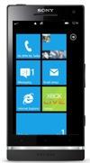 Mockup: Sony Xperia S met Windows Phone 7