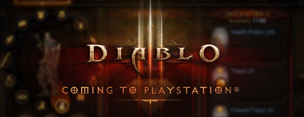 Diablo III naar PlayStation 3