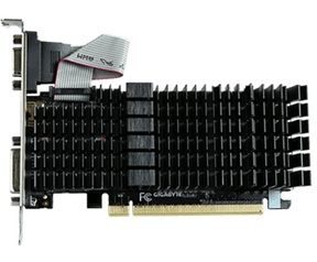 Gigabyte NVIDIA GT 710 2GB DDR3 Passive