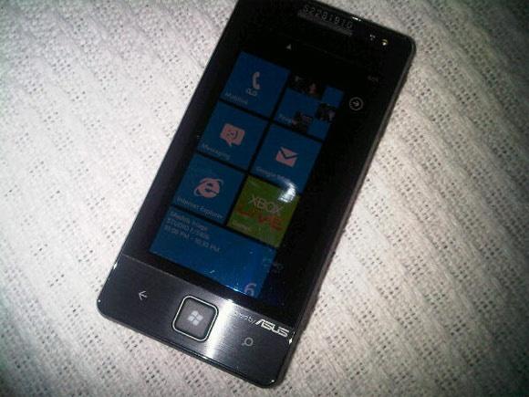 Windows Phone 7-toestel Asus