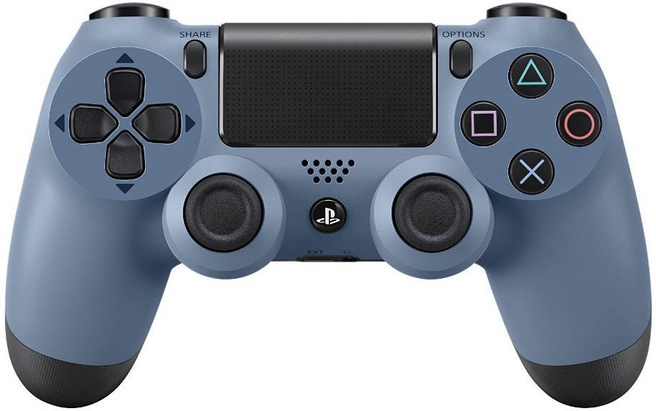Sony PlayStation 4 Dualshock Controller Blauw, Grijs