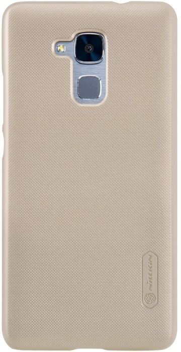 Nillkin Frosted Shield Hard Case voor Huawei Honor 5C - Goud Goud