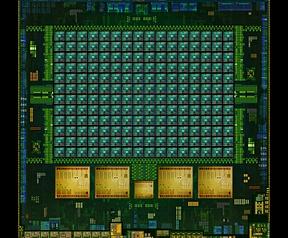 Die-shot Nvidia Tegra K1