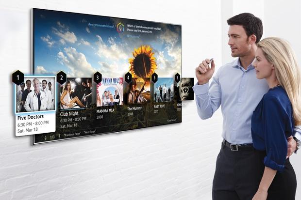 Samsung 2014 smart tv
