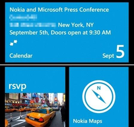 Nokia en Microsoft uitnodiging