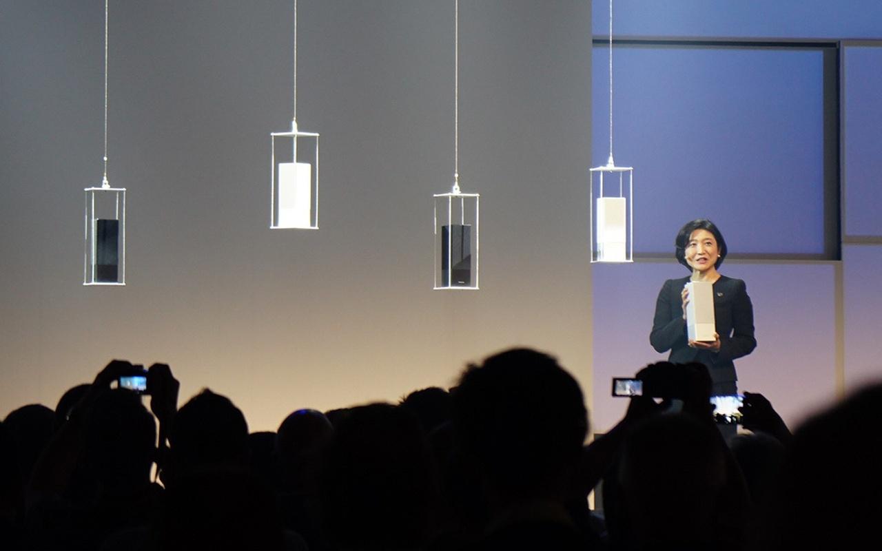 Panasonic SC-GA10-aankondiging op IFA 2017