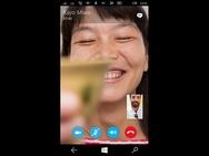 Screenshots Messaging Skype Beta