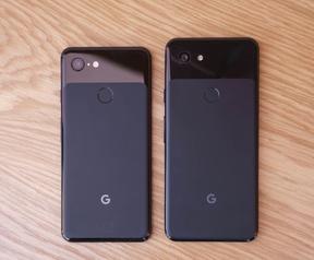 Pixel 3 en Pixel 3a