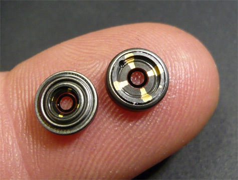 Varioptic vloeibare lens met af en optische beeldstabilisatie