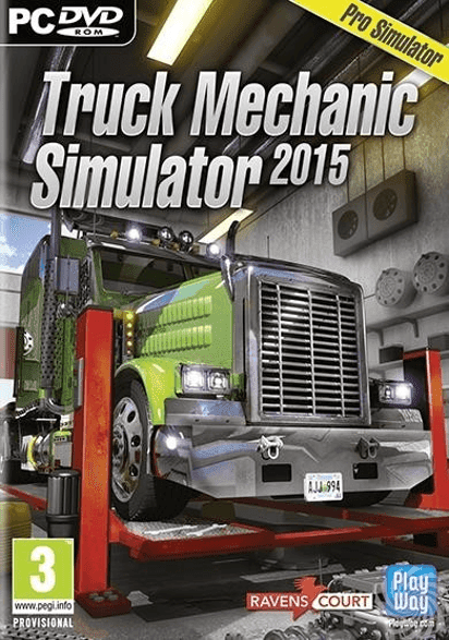 Truck Mechanic Simulator 2015, PC (Windows)