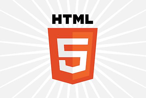 HMTL 5 Logo at Tweakers.net