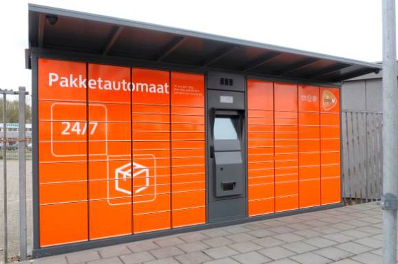 PostNL Pakketautomaat