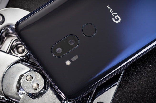 LG G7 ThinQ fotogalerij