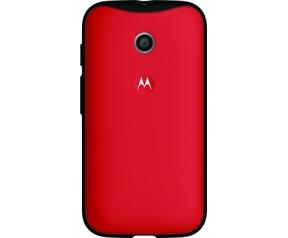 Motorola Moto E Originele Grip Shell Rood (Moto E) Rood