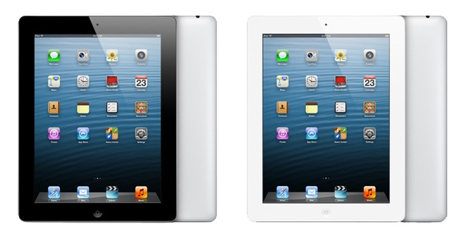 Apple iPad (4e generatie)