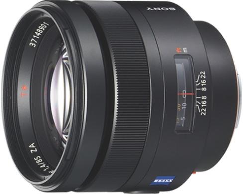 Sony Planar T* 85 mm F1.4 ZA