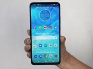 Motorola One pop-up leak