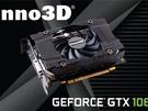 Inno3D GTX 1060-videokaarten