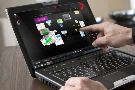 Toshiba Satellite U500 Touchscreen