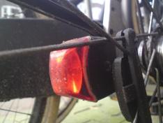 HEMA inductielampje