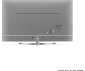 LG 49SJ810V Wit, Zilver