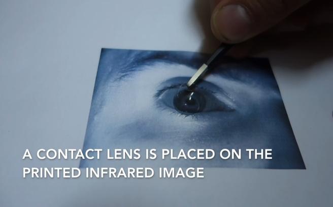 contact lens samsung iris
