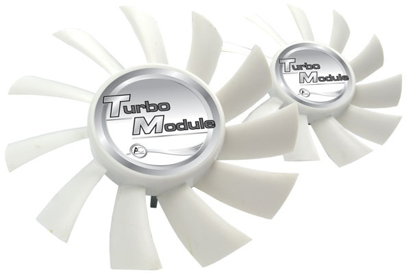 Arctic Cooling Turbo Module