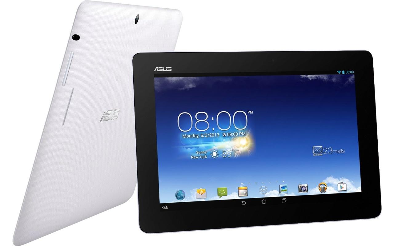 Asus Memo Pad FHD 10 16GB LTE Wit - Specificaties