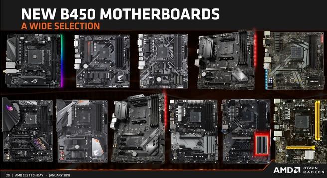 AMD B450-chipset