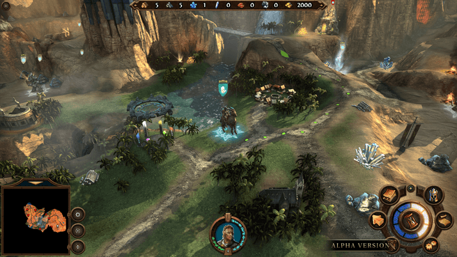 Preview Might & Magic Heroes VII