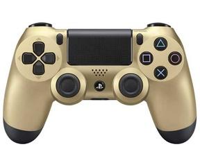 Sony PlayStation Dualshock 4 Controller Goud