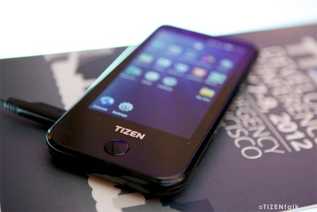 Telefoon met Tizen