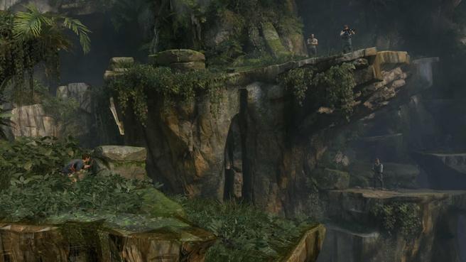 Eerste beelden van Uncharted 4: A Thief's End