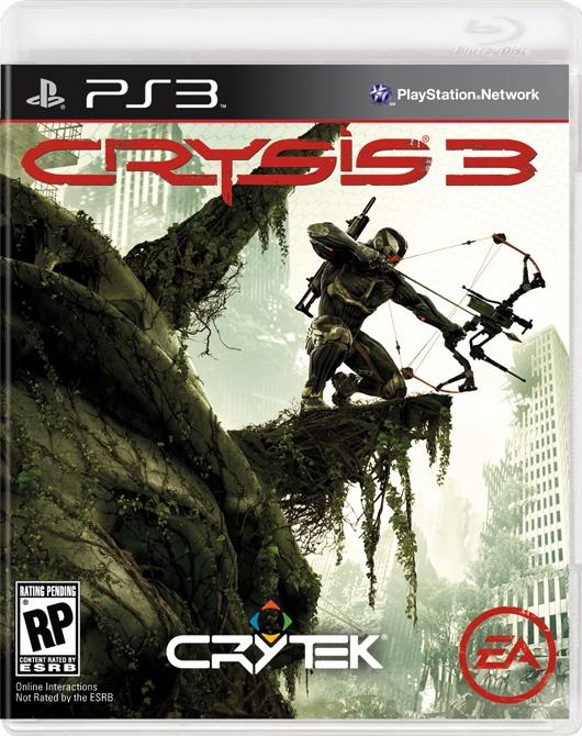 Crysis 3, PlayStation 3