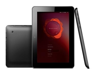 Intermatrix Ubuntu-tablet