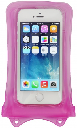 Dicapac Waterproof Case Apple iPhone 4/4S/5/5S/5C Pink