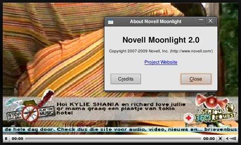 Moonlight 2.0 toont 3fm-videostream