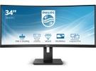 Philips B-line 346B1C Zwart