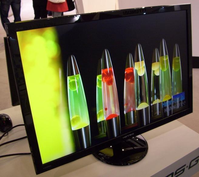 Hannspree HL285 lcd-monitor met DisplayLink via wifi