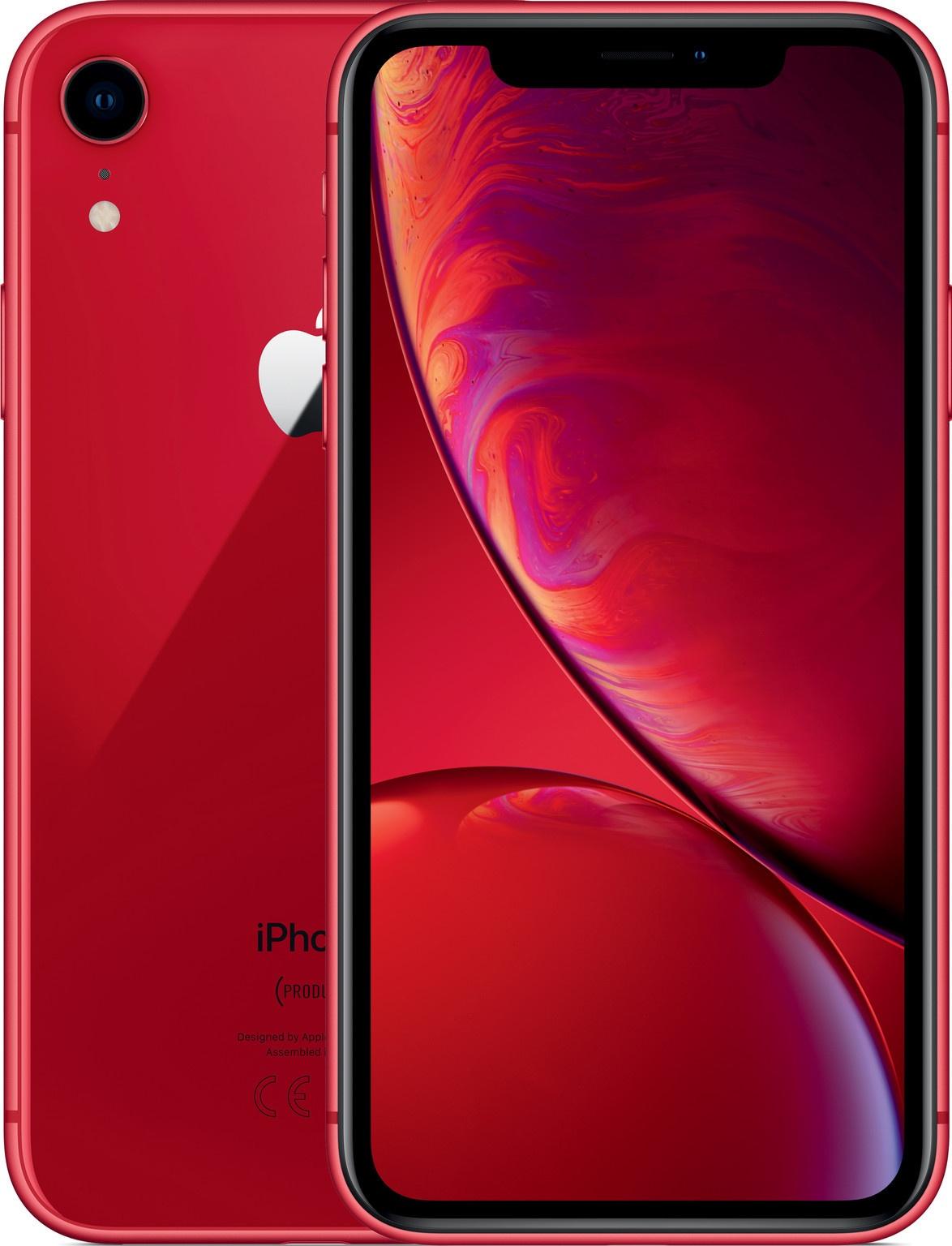 Apple iPhone XR 128GB Rood - Prijzen - Tweakers