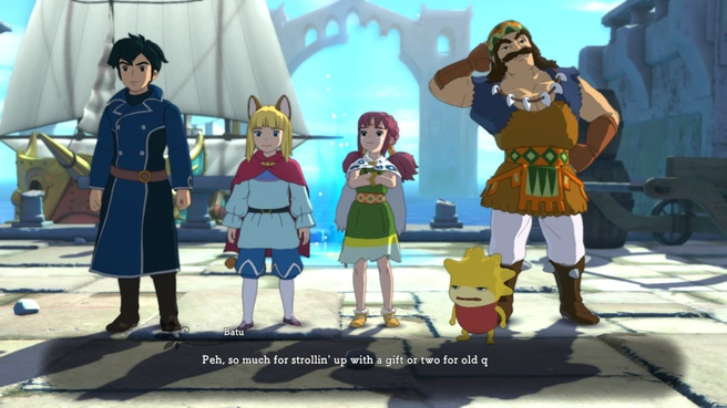 Review Ni no Kuni II: Revenant Kingdom