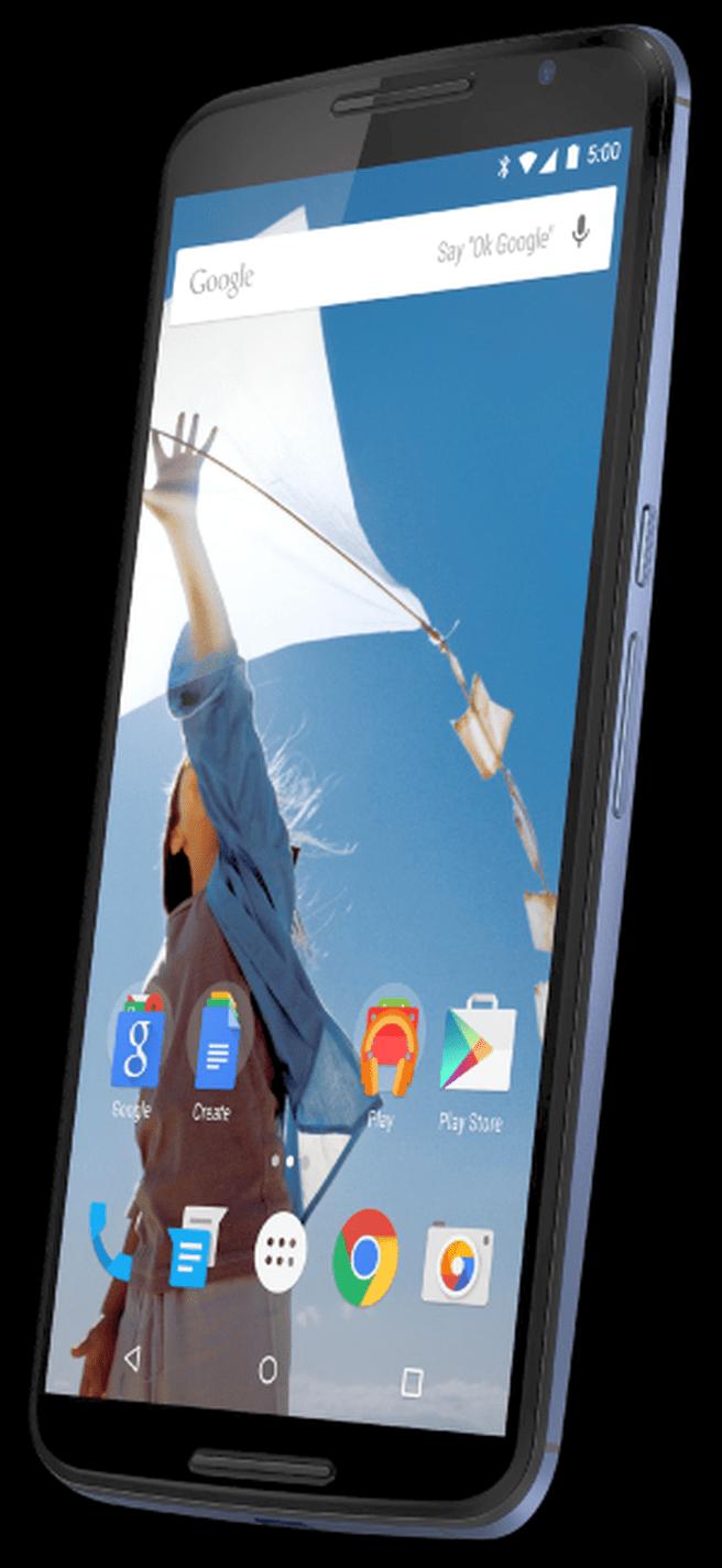Nexus 6 (kleiner)