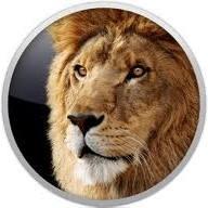Apple Mac OS X 10.7 'Lion' logo (über)