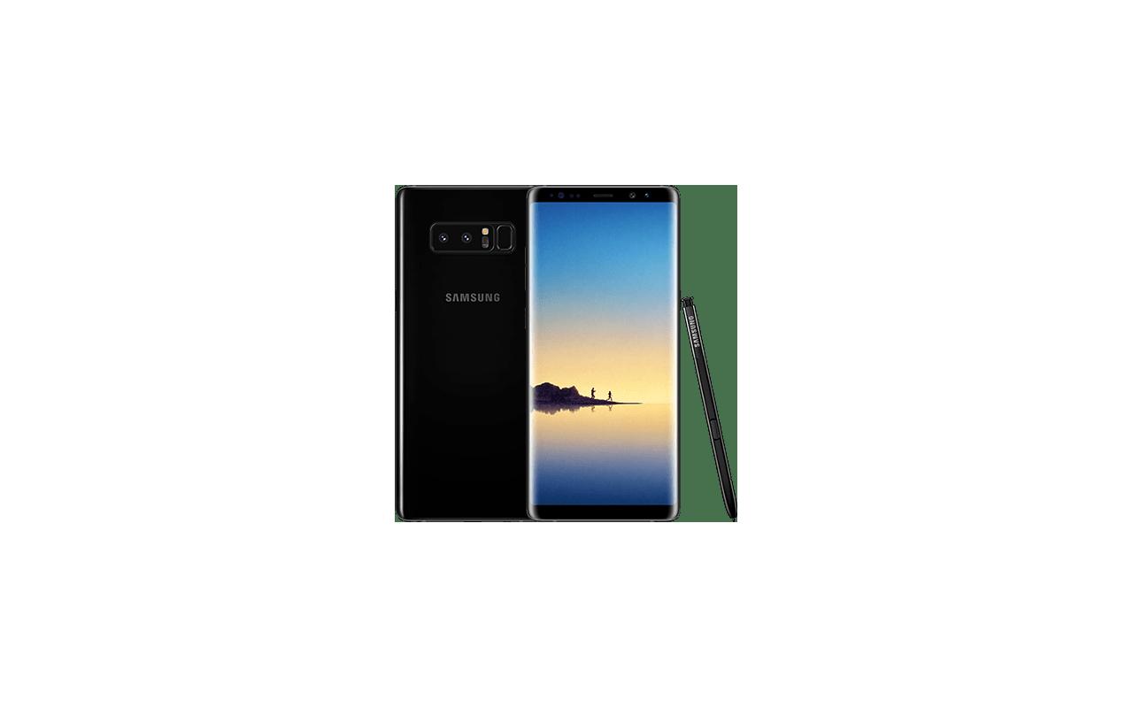 Samsung Galaxy Note 8 Dual Sim 64GB Zwart