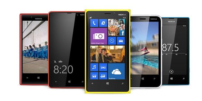 Nokia Lumia Amber-update