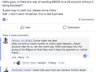 Internetcriminelen in Facebookgroepen (Cisco Talos)