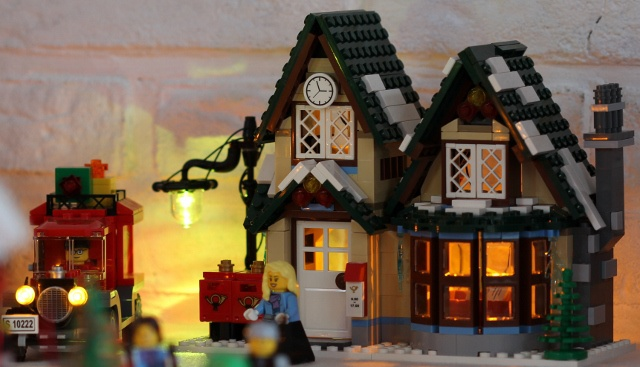 Lego Winter Sets With Lights Lego Town Eurobricks Forums