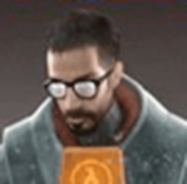Half-Life 2 Gordon Freeman